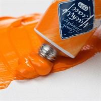 Кадмий оранжевый «Мастер-Класс» в тубе. №304