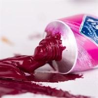 Фиолетово-розовый хинакридон «Мастер-Класс», в тубе. №622